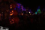Mickey's Not So Scary Halloween Party 2011 - atmosphere...