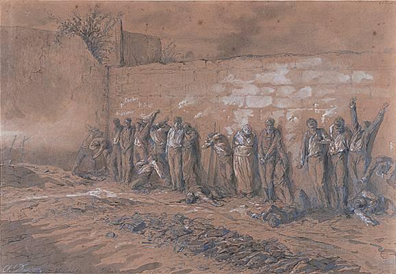 Mur des Fédérés photo archive