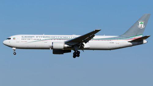 L'étrange ballet se poursuit : le Boeing 767 de Guinée équatoriale de retour sous nos cieux