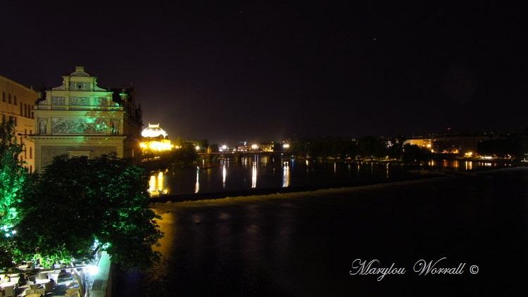 Prague : La nuit