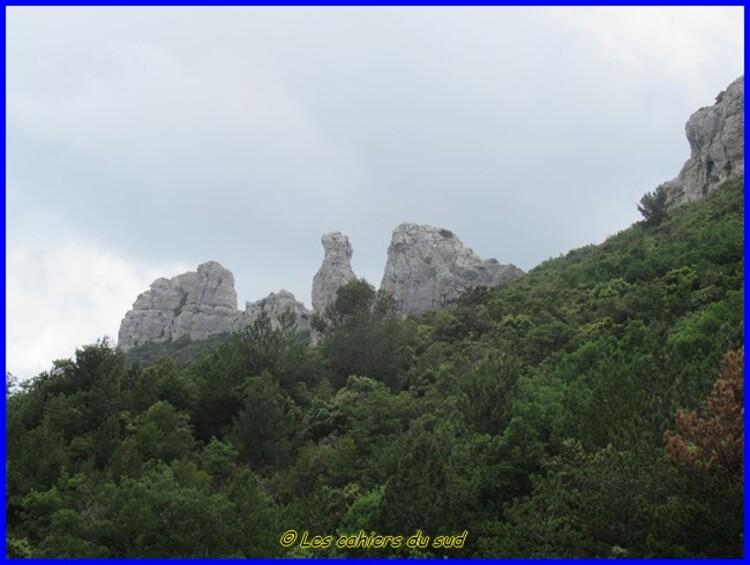 Sainte Baume la tour cauvin
