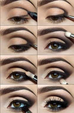 Tuto MAKE UP: Merci Pinterest #2