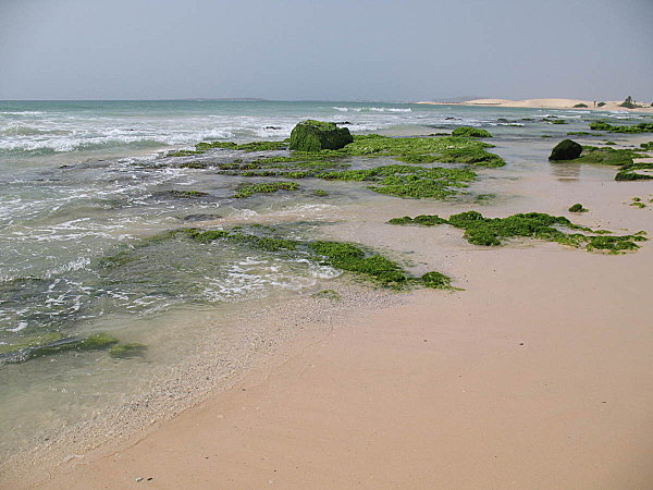 rochers praia de chaves