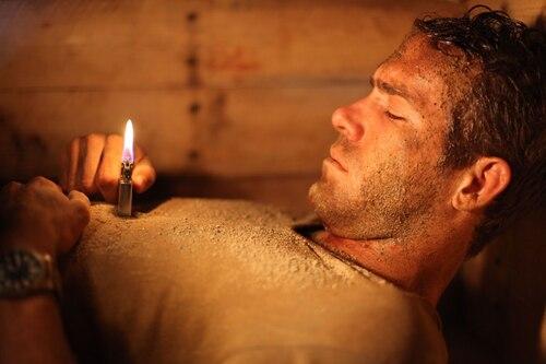 Buried - un film de Rodrigo Cortés (2010p)