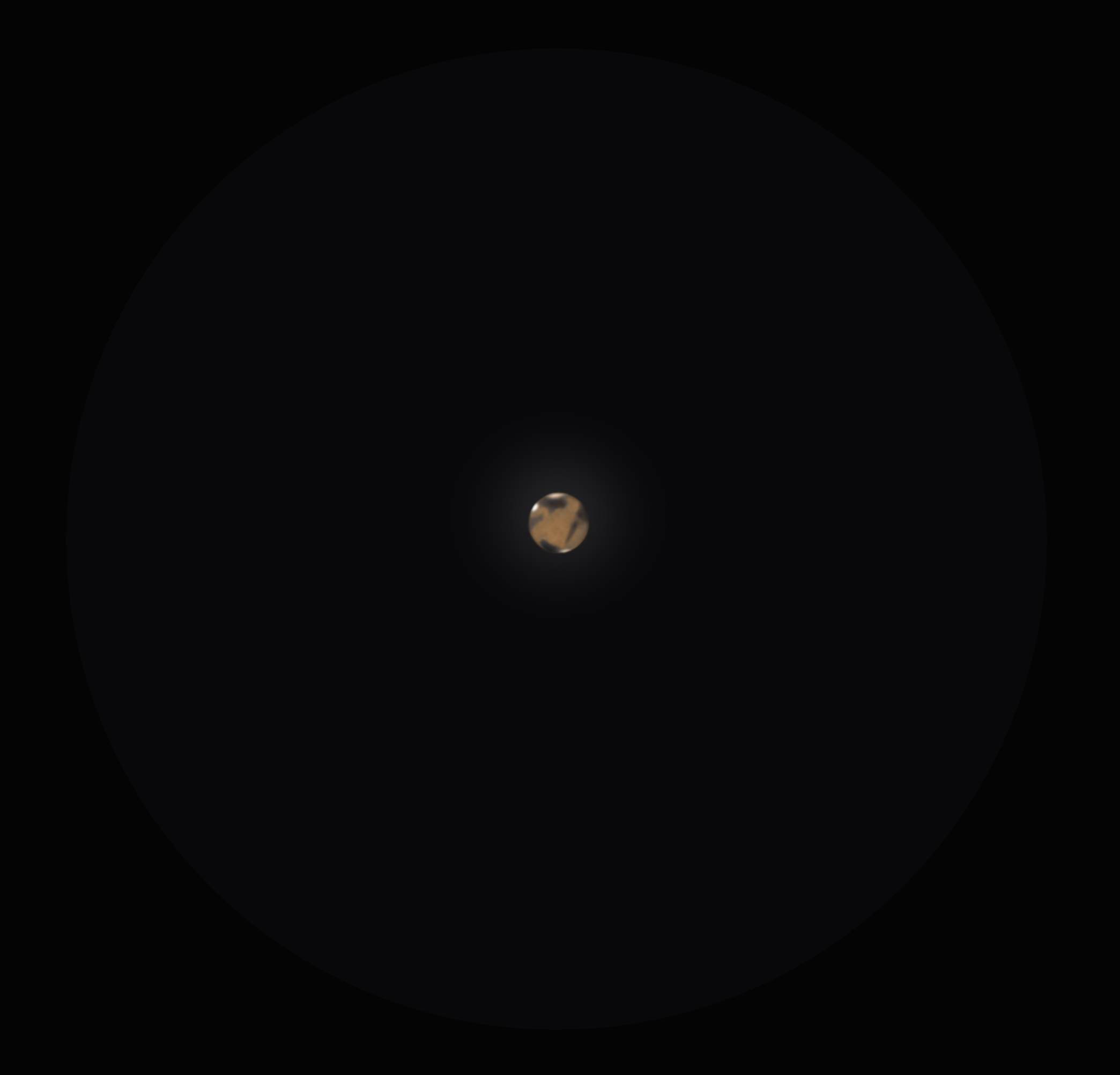 Mars opposition 11-04-2014