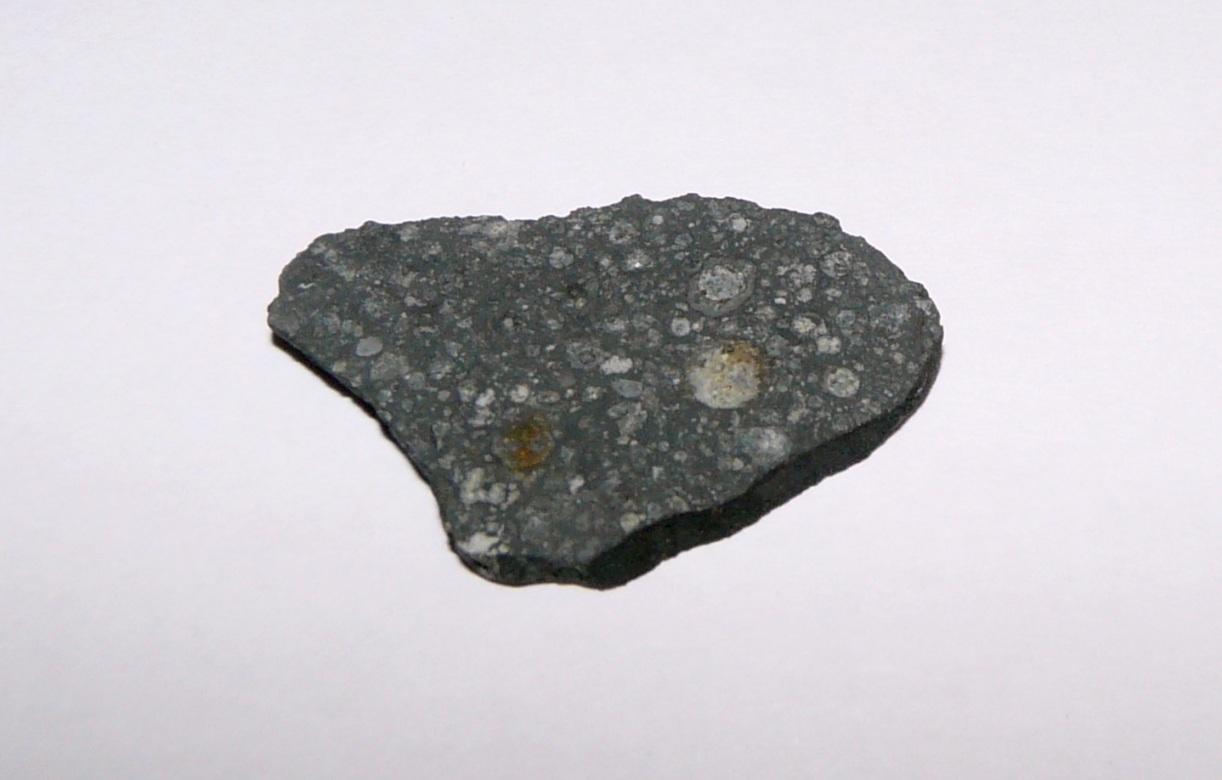 météorite allende Mexique