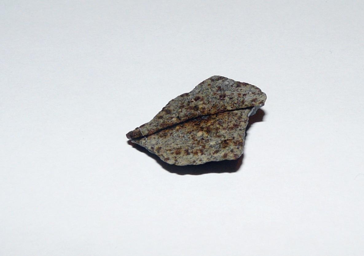 météorite bechar Algérie