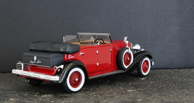Hispano-Suiza H6C 1934