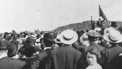 Si nous vivions en 1913, débat contre les trois ans, discours de Jean Jaurès, 25 mai 1913