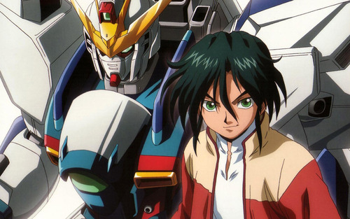 97 - After War Gundam X