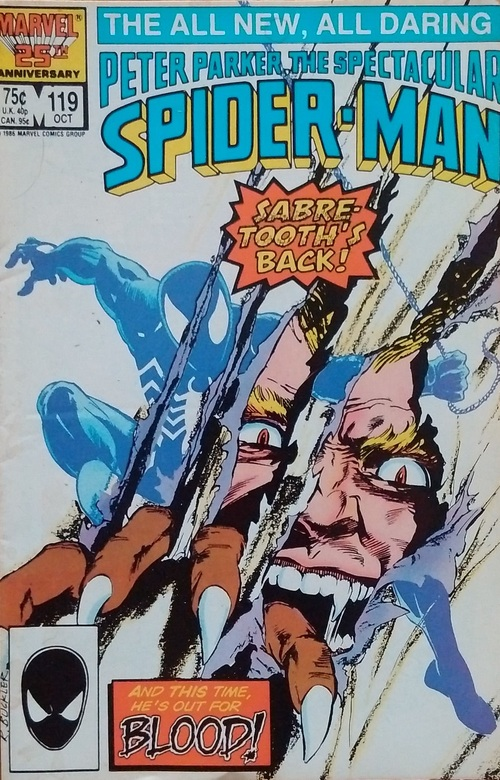 The Spectacular Spider-man 111-120