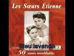 """Résultat de recherche d'images pour """"Bleu lavande Chanson"""""""