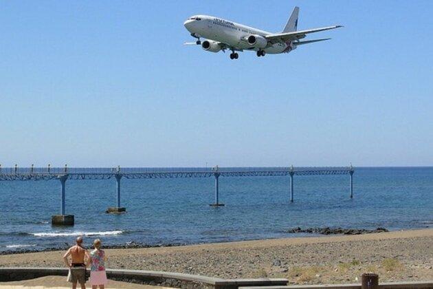 L'aéroport de Lanzarote