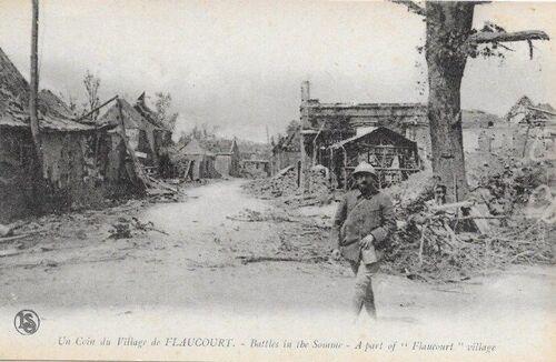La Somme 1er Juillet au 18 Novembre 1916