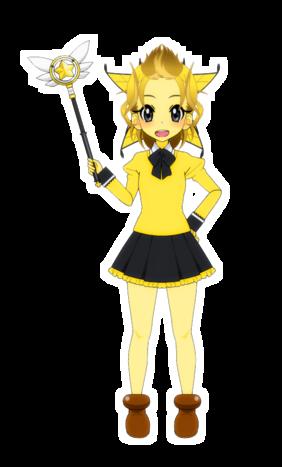 """[Kisekae] """"Hello yellow !"""""""