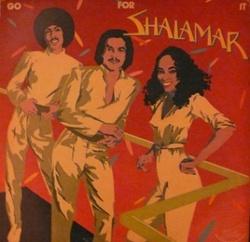 Shalamar - Go For It - Complete LP