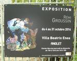 """Rémi Groussin - Exposition """"Ecran Total"""" à Anglet"""