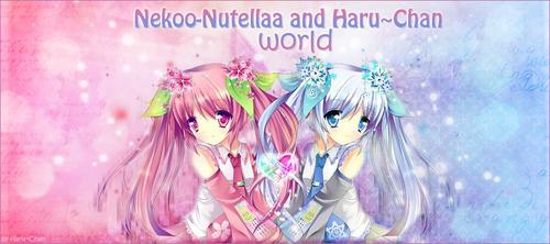 Thème Sakura et Yuki (Miku)