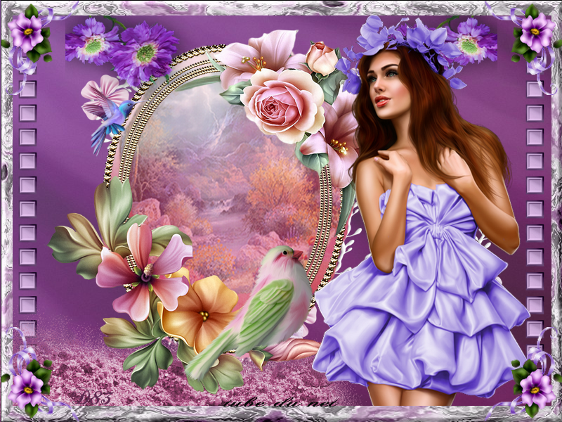 Tuto Violetta de Maryse31...forum