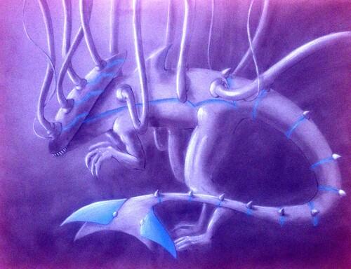 Cyber Dino-Shark-Lien