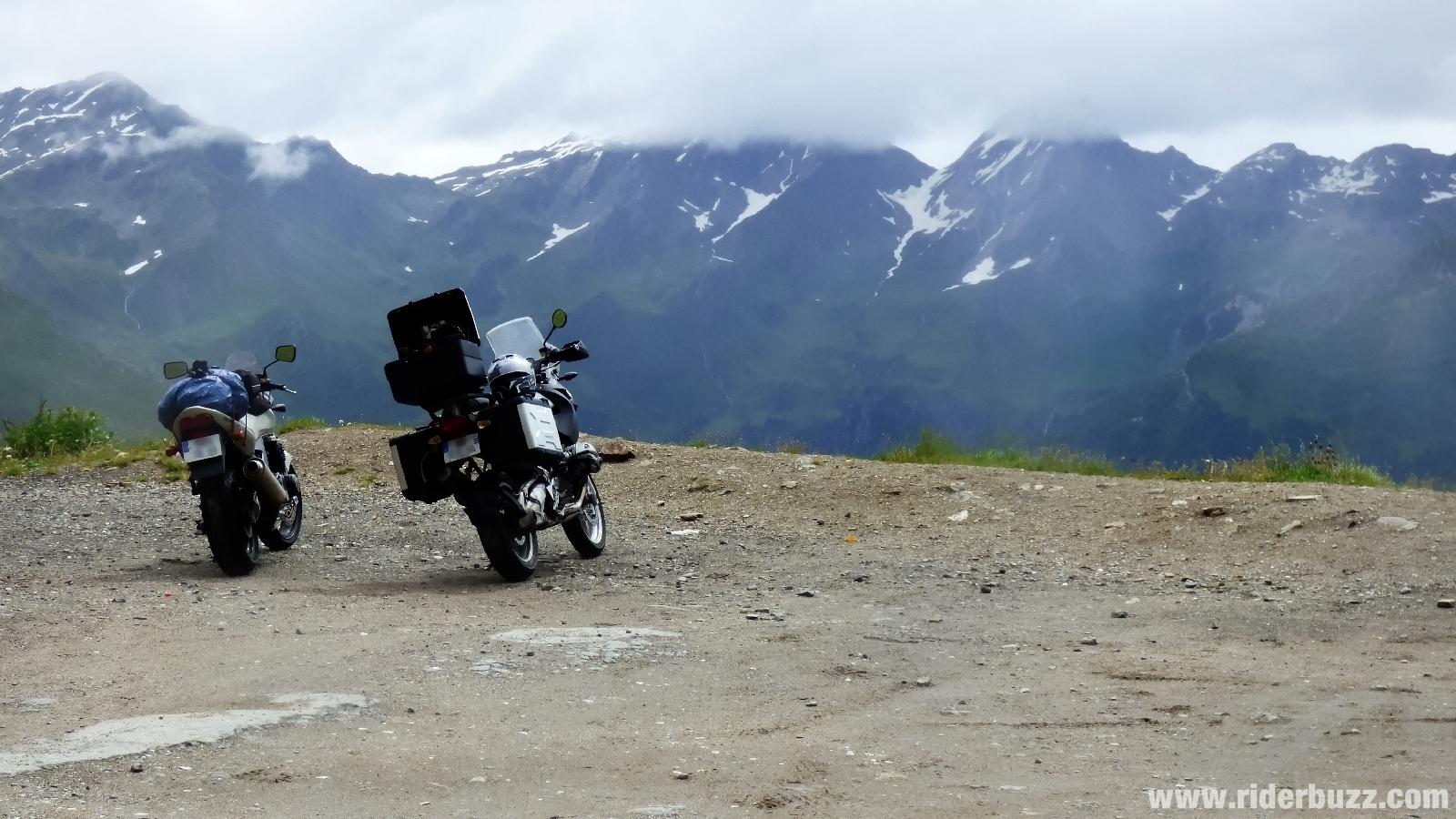 le Tyrol Autrichien - moto - timmelsjoch