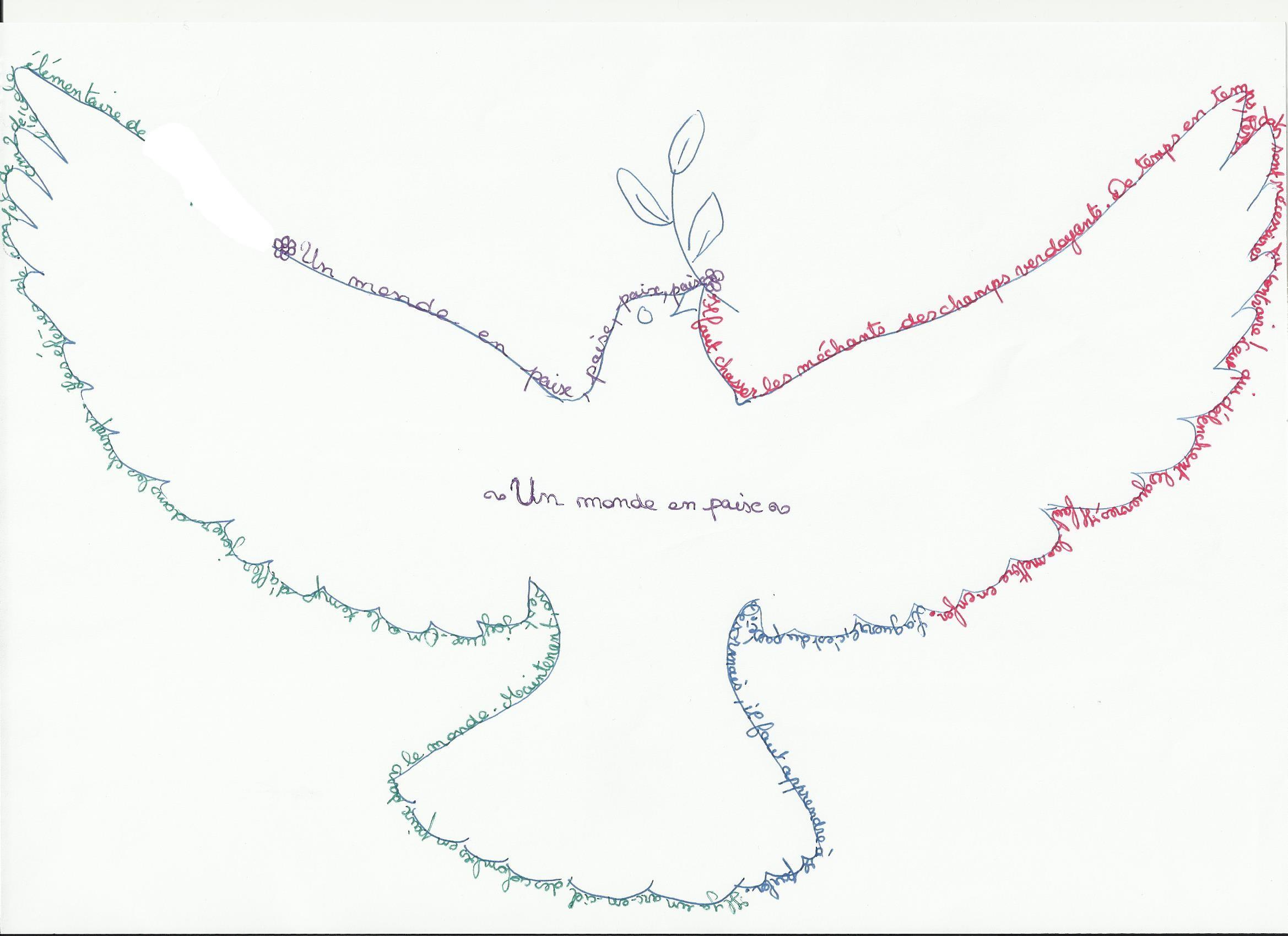 Projet etamine tape 1 la po sie collective suite et for Coeur couronne et miroir apollinaire