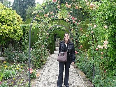 jardin generalife