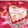 Merci ma Mireille pour mon anniversaire