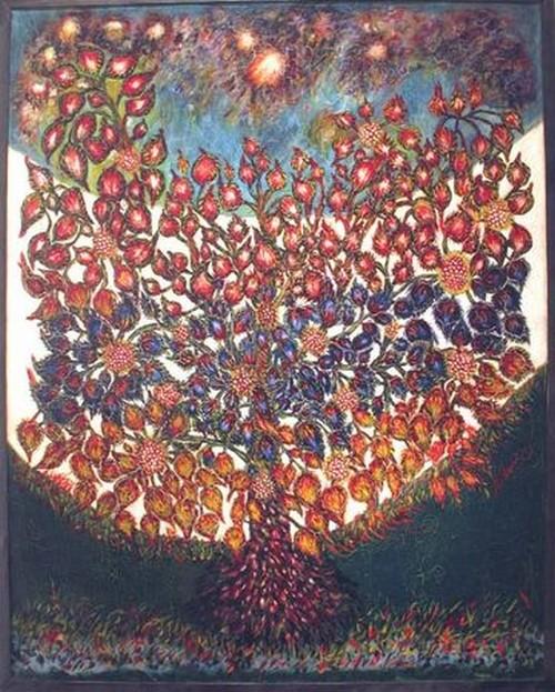 Peintures de Séraphine Louis: dite Séraphine de Senlis