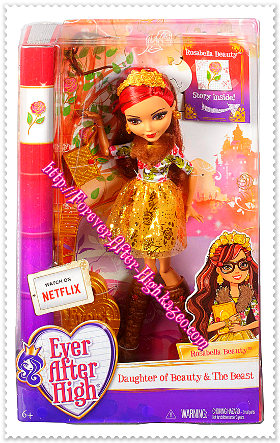 ever-after-high-rosabella-beauty-doll+new-box