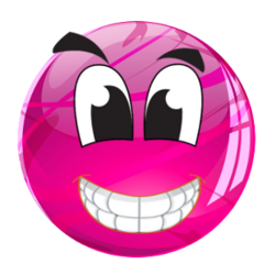 Smily Couleur Rose