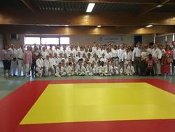 Du judo en famille et en toute convivialité,