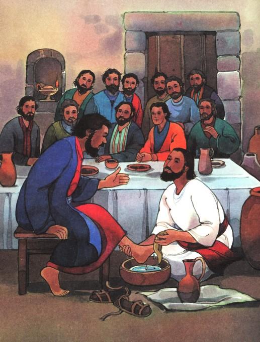 John's Easter Story