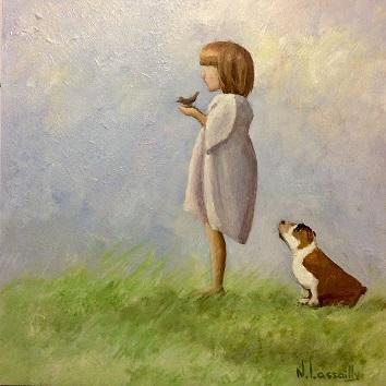 Images d'enfance ...