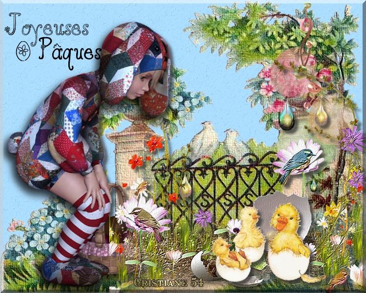 Quelques nouvelles et Joyeuses Pâques !