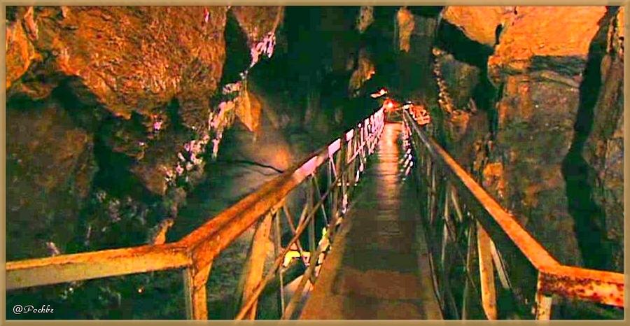 Grottes magiques !