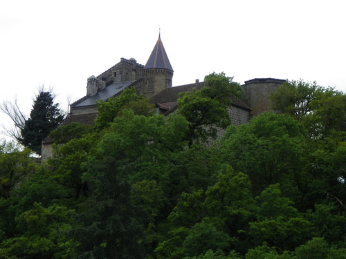 Le château de Châtillon