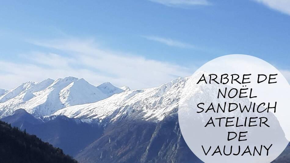 VAUJANY ARBRE DE NOEL SANDWICH