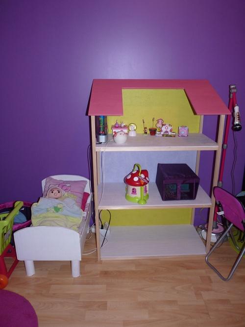 Maison de Barbie ( partie 2 )