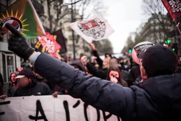 Manif contre tous les racismes et le fascisme - l'égalité ou rien : photos