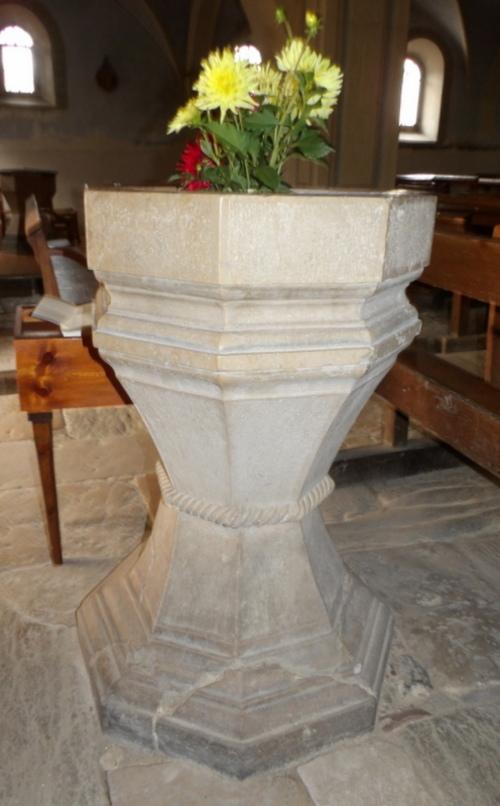 L'église d'Hotonnes ( 2 )