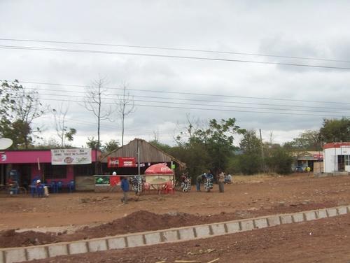 En route vers le Serengeti : dépaysement !
