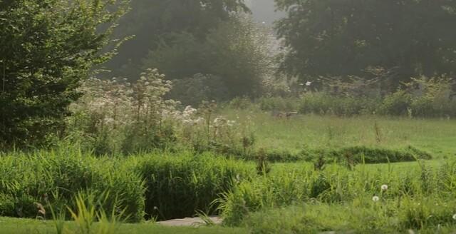 """Jardin Jardinier : Parc et vergers """"Les Prés"""""""