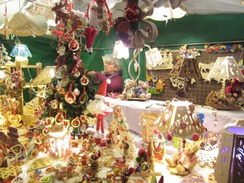 Les marchés de Noël, l'Alsace