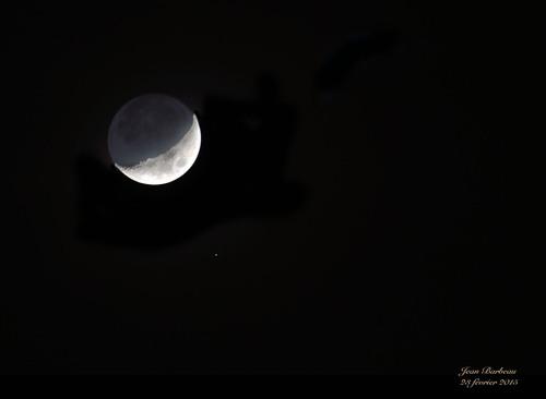 Lune du 23 février 2015