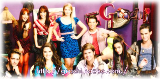 Grachi Groupe Saison 2