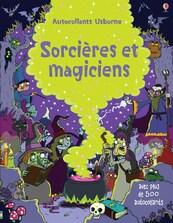 Sorcière et magiciens - Autocollants