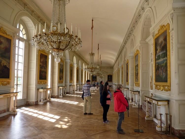 Galerie des peintures