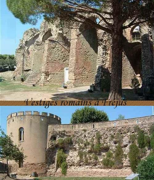 COTE D'AZUR : Chapître 1er - l'age d'or de la paix romaine.