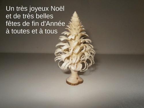 Un très joyeux Noël et de très belles fêtes de fin d'année à toutes et à tous